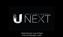 Presentación U-NEXT 12/10/2015 Las Vegas