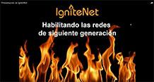 Presentacion de productos Ignitenet